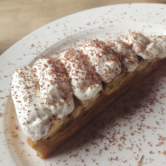 Banoffee pie, The Spotted Pig