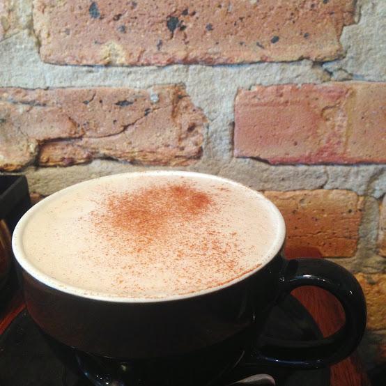 Masala chai latte, Reno