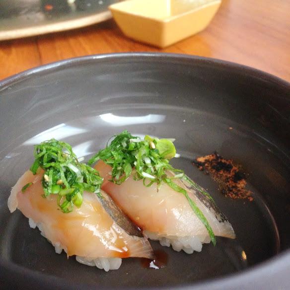 Aji yakusugi, Momotaro