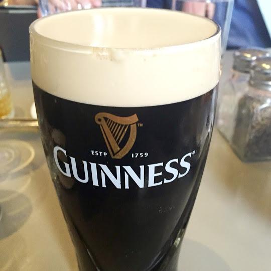 Pint of Guinness, The Chop House, Dublin