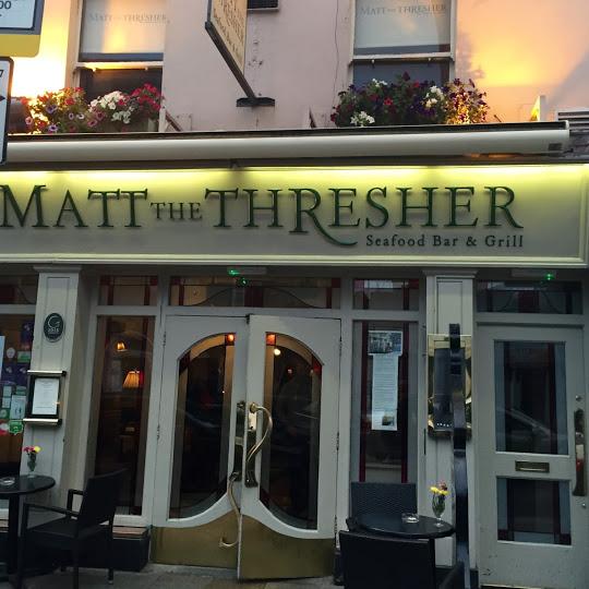 Storefront of Matt the Thresher