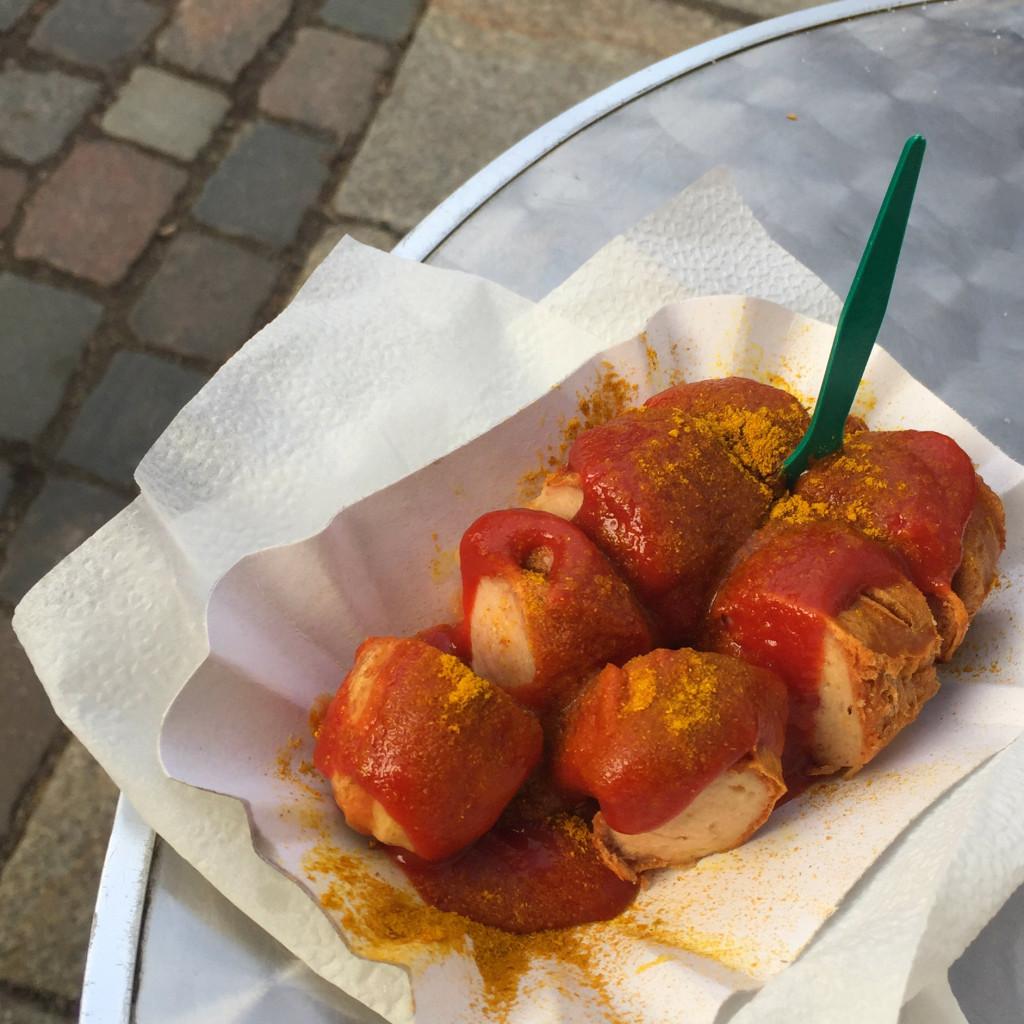 Currywurst, Arkonaplatz
