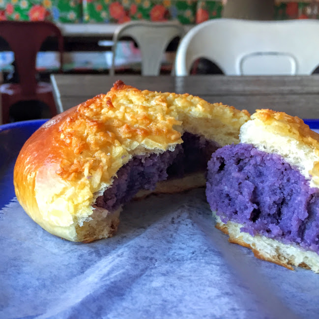 Ube, Bakery at Fat Rice