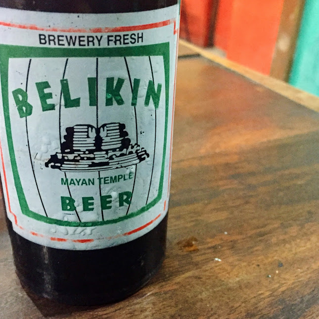 Belikin stout beer