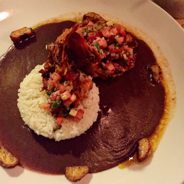 Lobster in black bean sauce, Elvi's Kitchen
