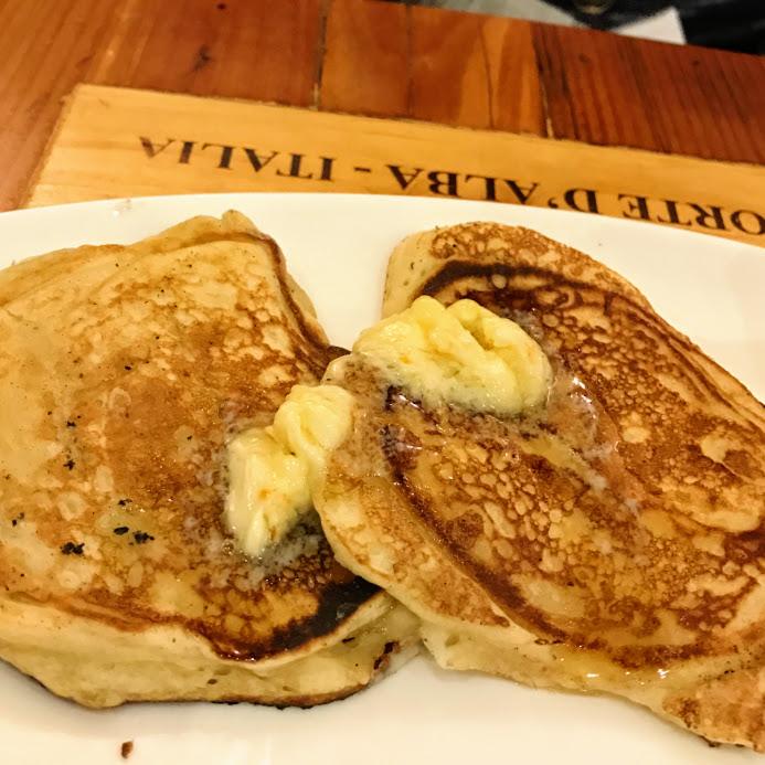 Buttermilk pancakes, Appellation
