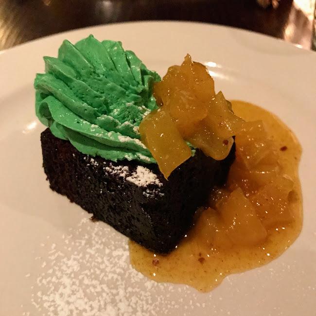 Nederlands cocoa cake, de Quay