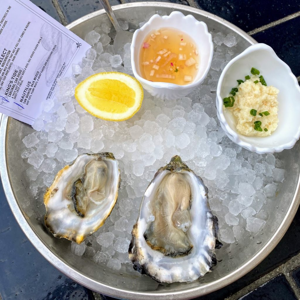 Oysters, Ironside Fish & Oyster